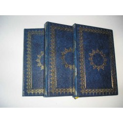 Livres anciens :Les mystères de Paris, E.Sue,3 volumes  1963