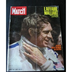 Paris-match-Steve Mc Queen 1970