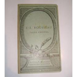 Fascicule de théâtre ancien, années 30, Hachette