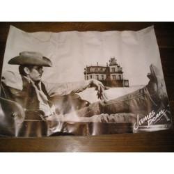 Poster James Dean, 88x59cm
